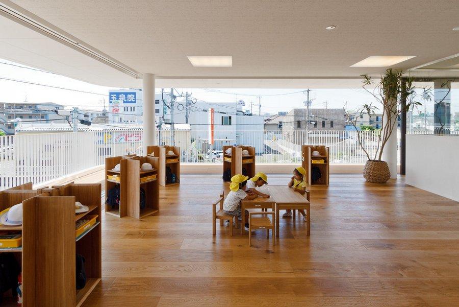 dai-ichi preschool in kumamoto by hibino sekkei