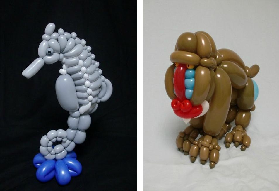 Masayoshi Matsumo Balloon Art