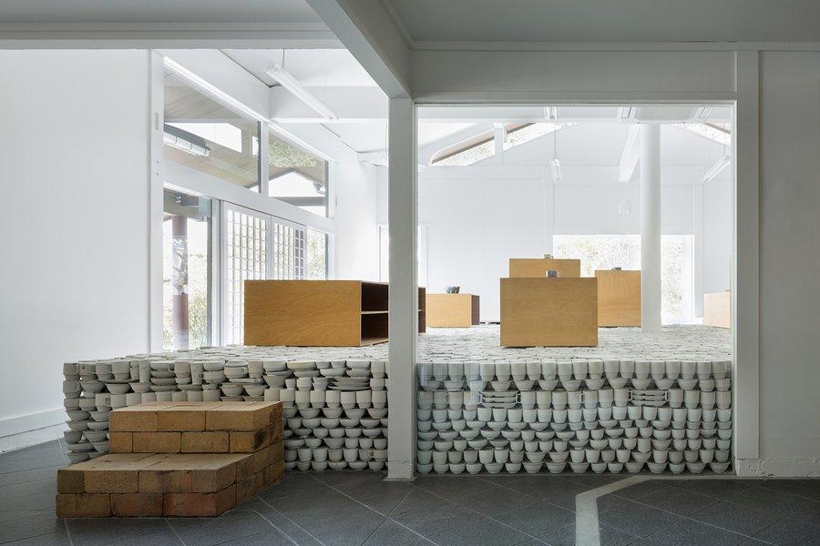 monohara flagship store by yusuke seki