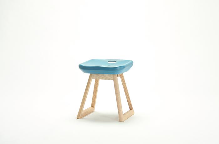 national stadium chairs - tokyo stool 1
