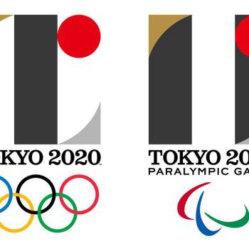 Revealed: The Tokyo 2020 Olympics Emblem Designed by Kenjiro Sano