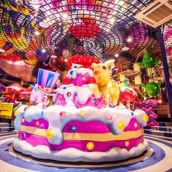 Now Open: Sebastian Masuda's Psychedelic Kawaii Monster Café