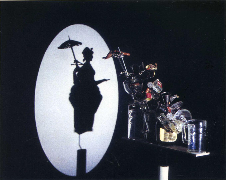 shigeo fukuda shadow art