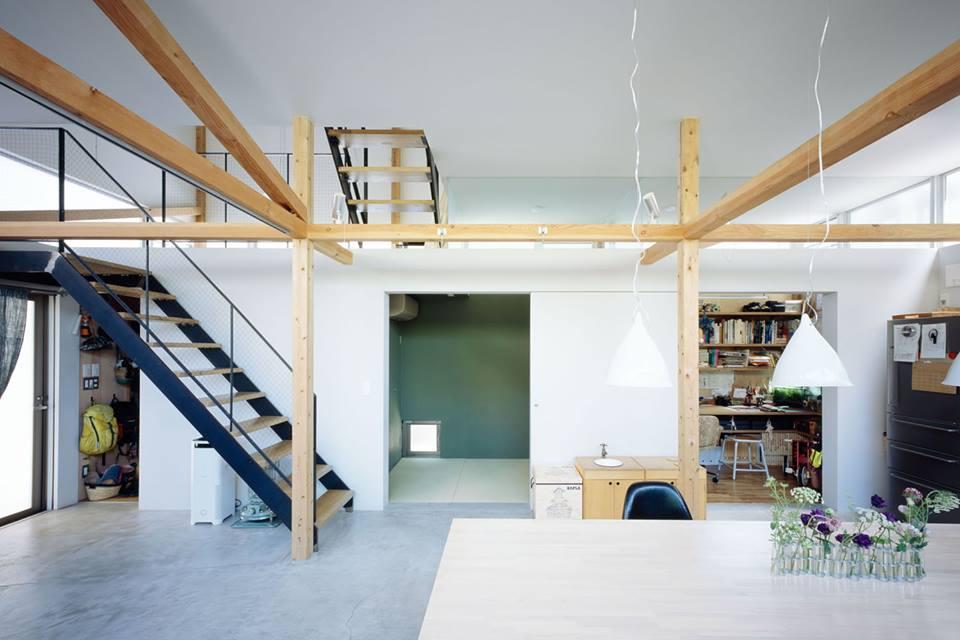 split-house by Naruse-Inokuma Architects (9)