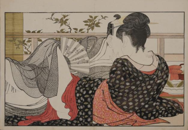 shunga japanese erotic art