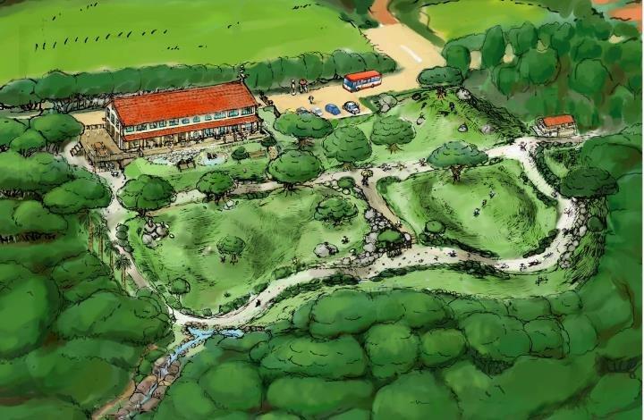 Miyasaki Hayao childrens park okinawa 1