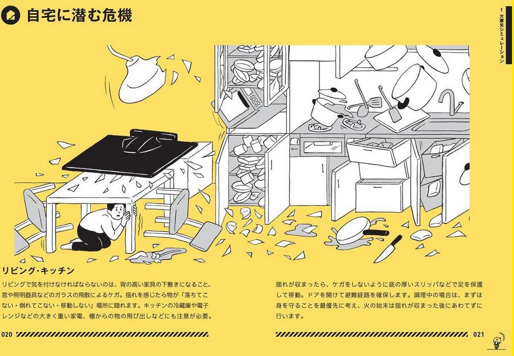 Tokyo Bousai disaster prepardeness guide