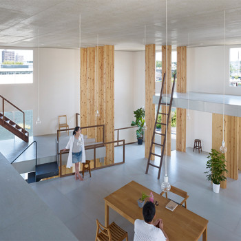 The Bamboo Grove Office: Mamiya Shinichi's New Design Studio