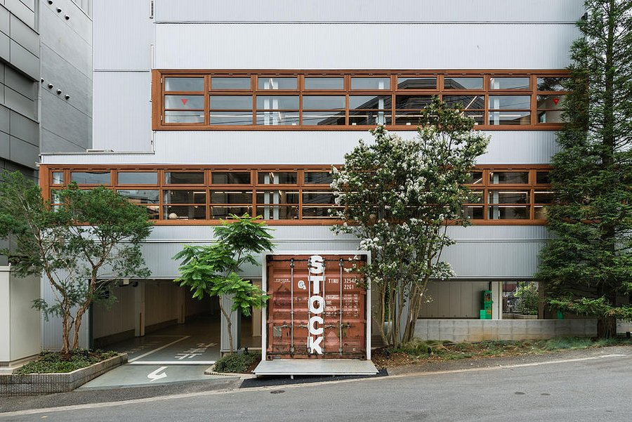 STOCK share office by Salt Design