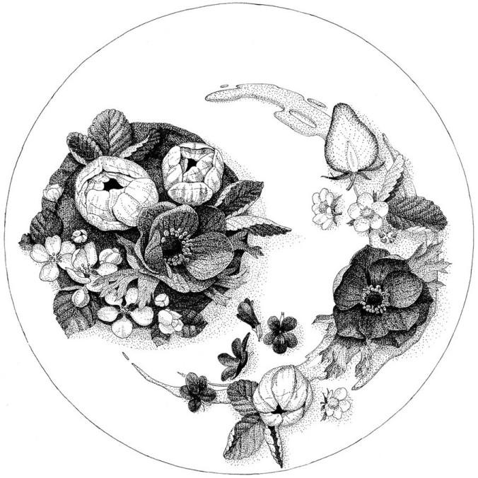 The Flower Gastronomy by Keita Akiyama