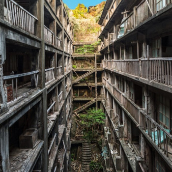 Instagram Accounts for Lovers of Haikyo: Japanese Spooky & Decaying Places