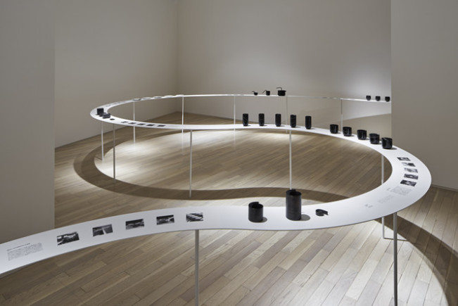 nendo eye of gyre retrospective