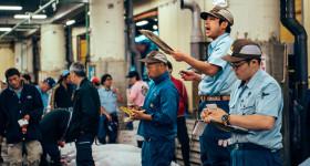 tsukiji fish market - nico therin