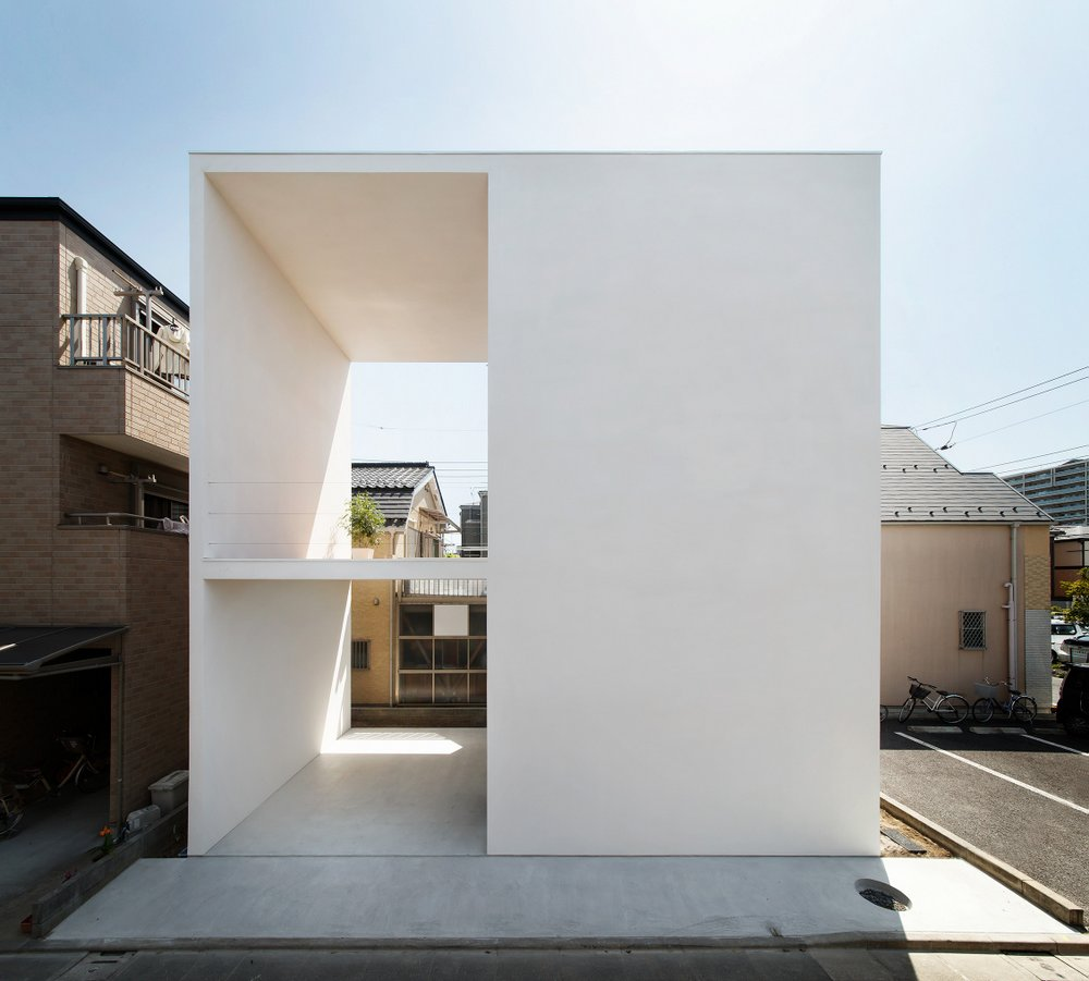 Stupendous Small House In Shinjuku By Junpei Nousaku Architects Spoon Tamago Largest Home Design Picture Inspirations Pitcheantrous