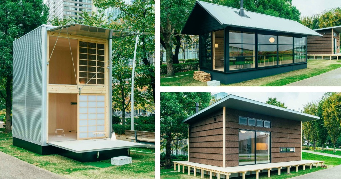 Simple Living Muji Will Begin Selling Huts For Just