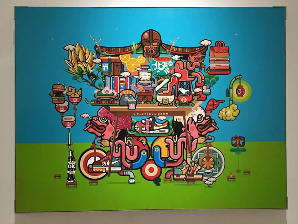 indieguerillas-Altar for Modern Deities (In Supermarket Veritas) 2015