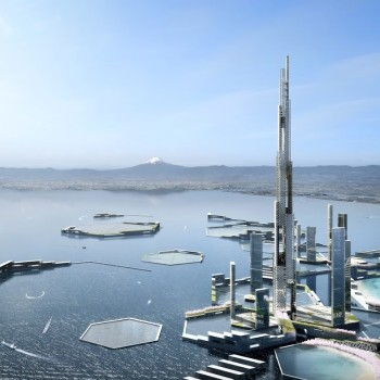 Could Tokyo Bay Host a Floating Eco-City in 30 Years?