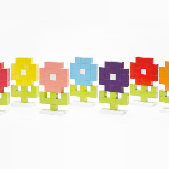 The Art of Emoji: New 8bit Sculptures and Prints by Shinji Murakami
