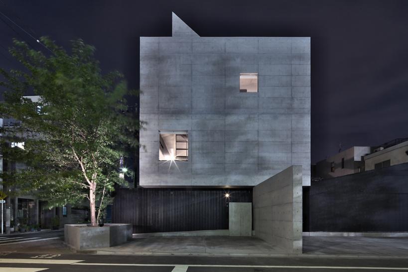 tsunyuji temple by Satoru Hirota Architects (13)