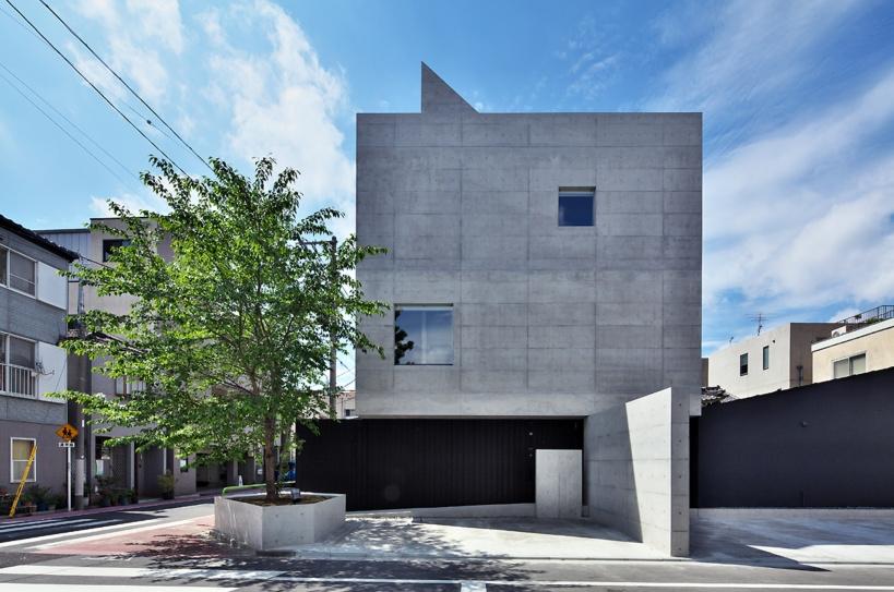 tsunyuji temple by Satoru Hirota Architects (4)