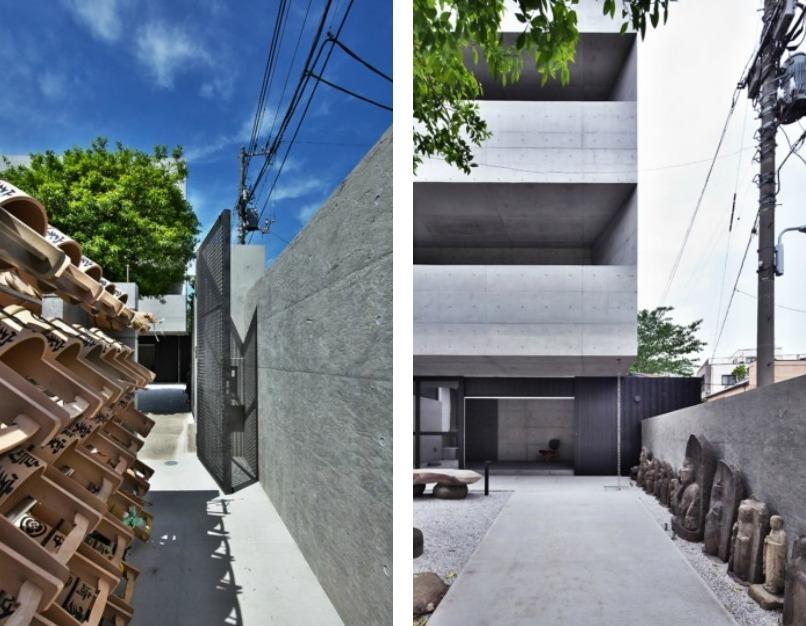 tsunyuji temple by Satoru Hirota Architects (5-7)