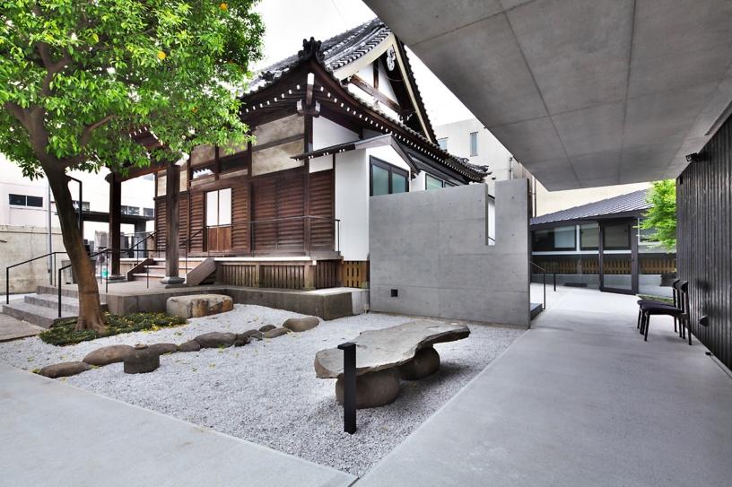 tsunyuji temple by Satoru Hirota Architects (8)