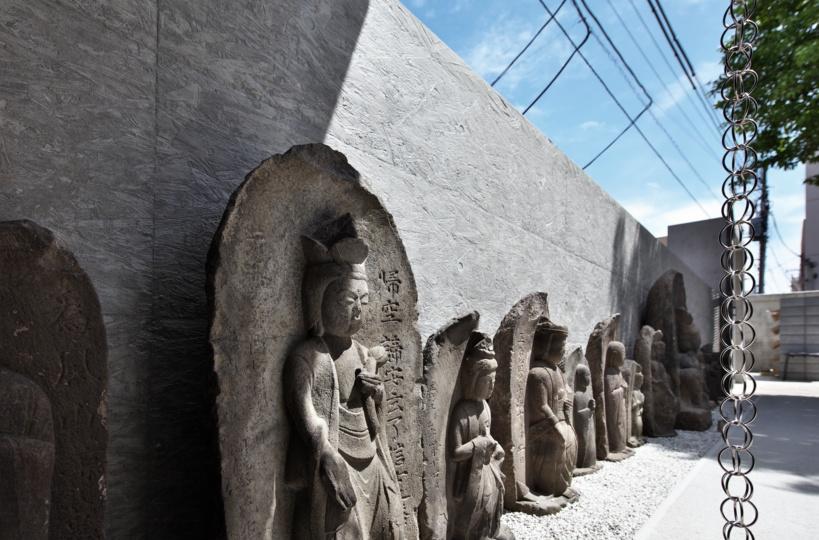 tsunyuji temple by Satoru Hirota Architects (9)