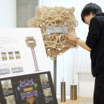 kango-suzuki-wooden-clock
