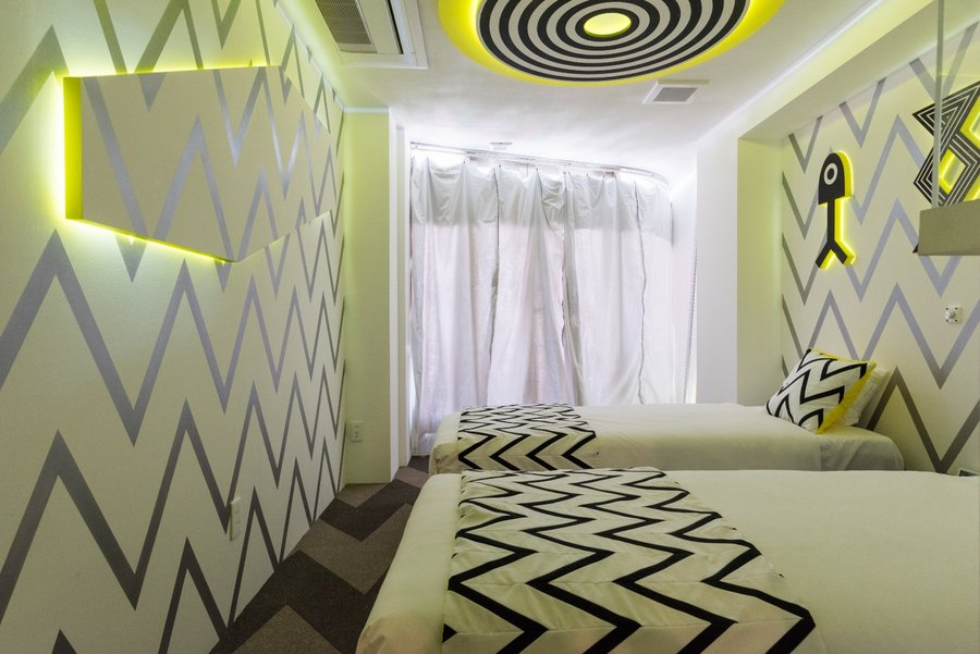 BnA art hotel Koenji (14)