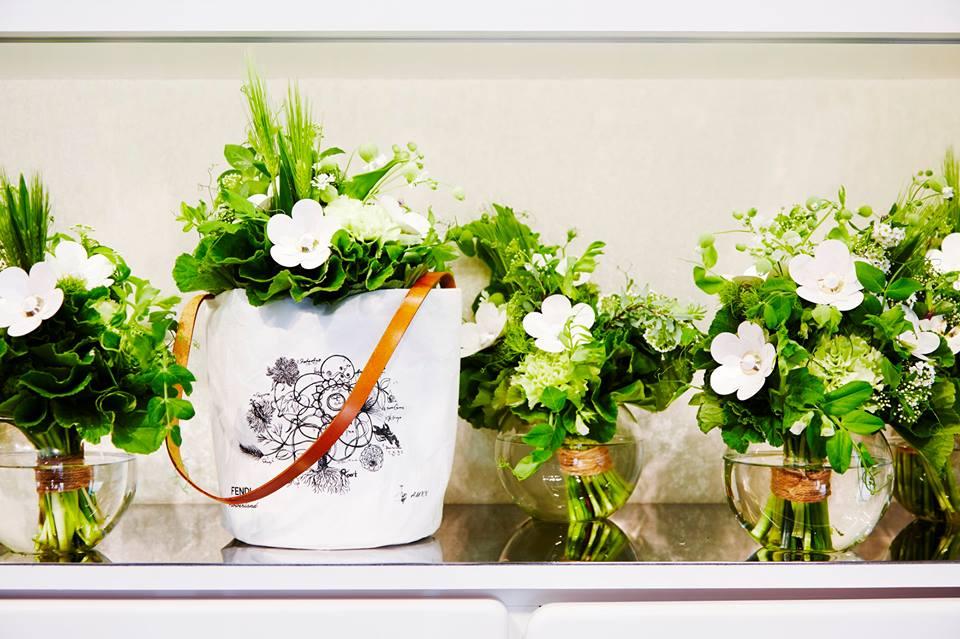 FENDI FLOWER SHOP by Makoto Azuma 8