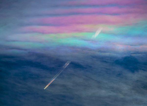 Cloud iridescence-kagaya