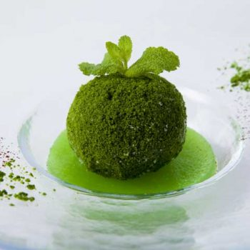 Kokedama Ice Cream Could Be Japan's Next Big Dessert
