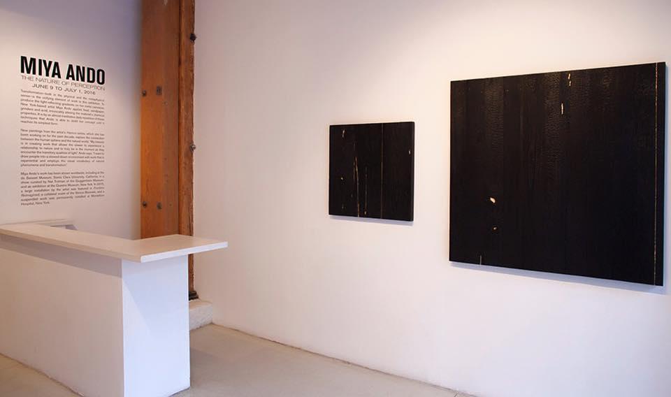 Miya Ando Exhibition