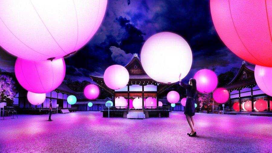 Shimogamo Shrine Light Festival (2)