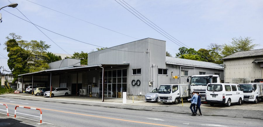 f35aacc89bbc Cobuke Coffee  An Industrial Warehouse in Chiba Converted to a ...