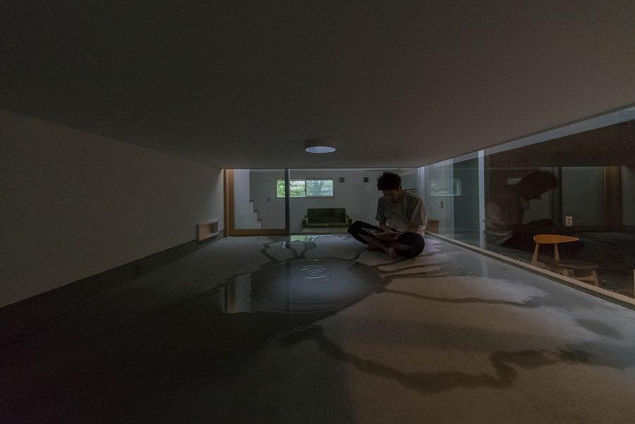 Puddle House by Masaki Yoneda (7)