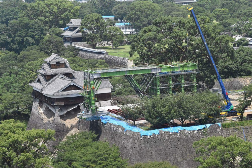 kumamoto castle iida gokai yagura (1)