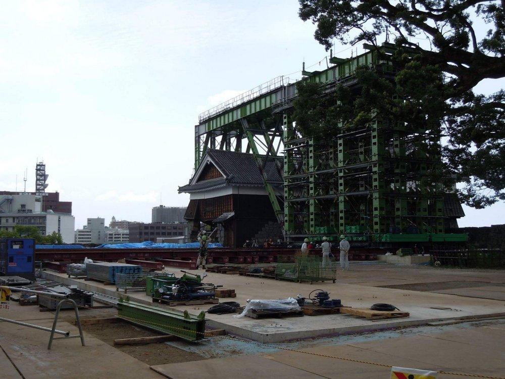 kumamoto castle iida gokai yagura (5)