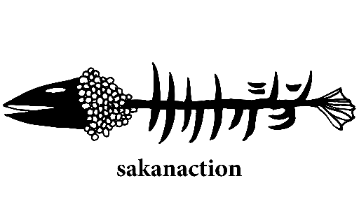 sakanaction logo