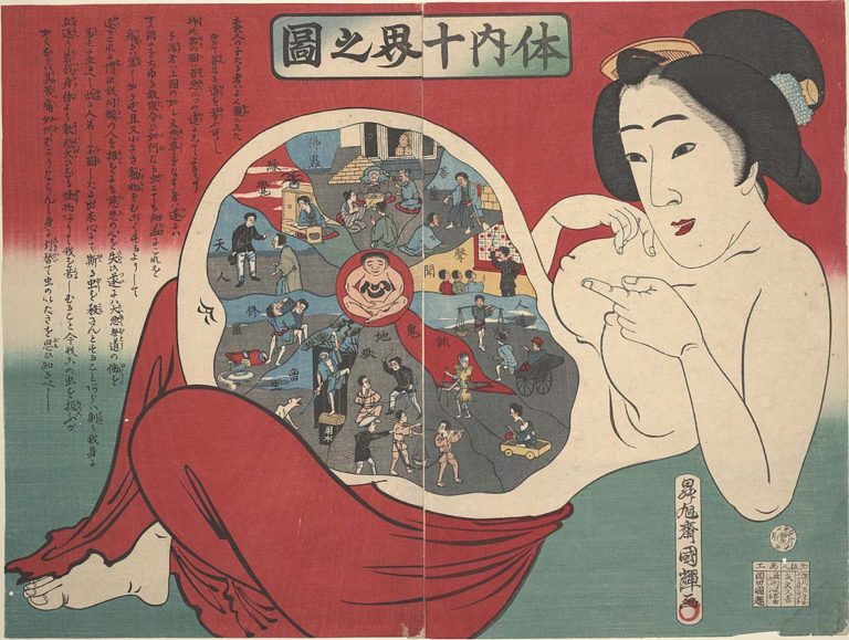 ukiyo-e internal bodily functions (5)