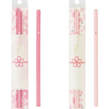 Sakura Pencils Create Shavings That Look Like Cherry Blossom Petals