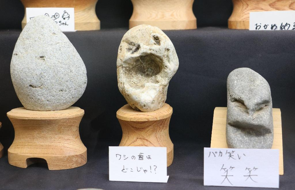 Museum of Rocks That Look Like Faces