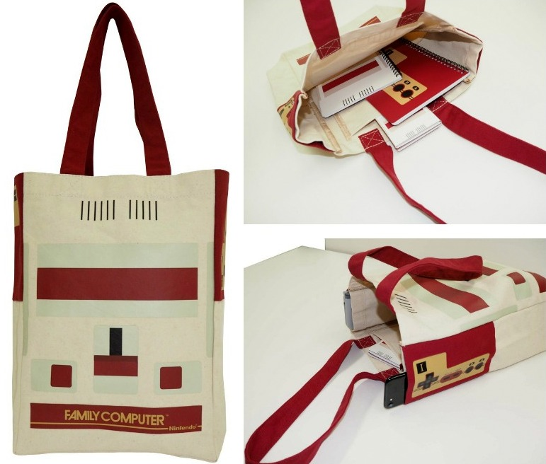 famicon-accessories-tote-bag