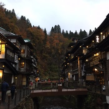 Ginzan Onsen: An Old Silver Mine, Now a Magical Mountainous Hot Spring Village