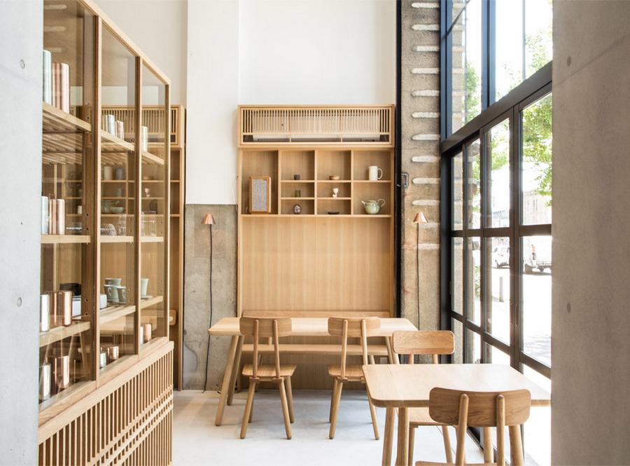 Green Tea Cafe Menu