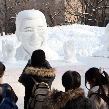 Highlights From the 2017 Sapporo Snow Festival