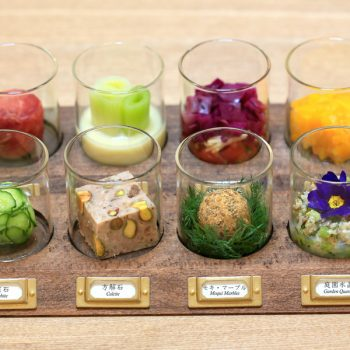 Kyoto Café Reimagines Rocks & Minerals as Beautiful Food
