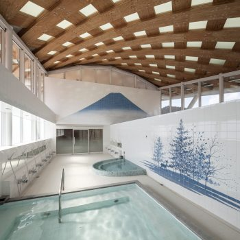 Destroyed by the Tsunami, JR Onagawa Station is Rebuilt by Shigeru Ban and Hiroshi Senju