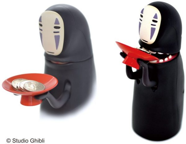 And It S A Coin Bank We Can Stop Calling Them Piggy Banks Right Modeled After The Kaonashi Character Also Known As No Face From Beloved 2001