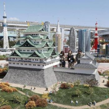 LEGOLAND Japan Will Feature Miniature Replicas Made From Over 10 Million LEGOs